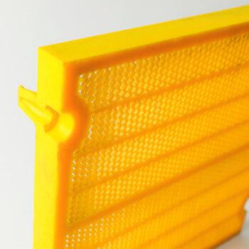 Rhino Deck modular panel attachment closeup