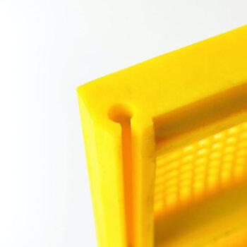 Rhino Snap modular panel attachment closeup